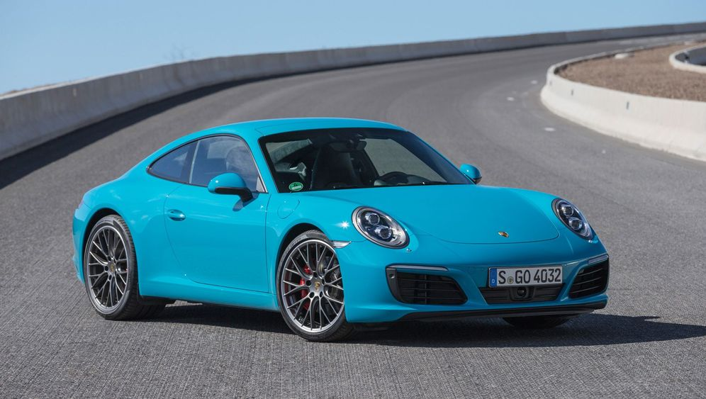 Autogramm Porsche 911: Herzensangelegenheit