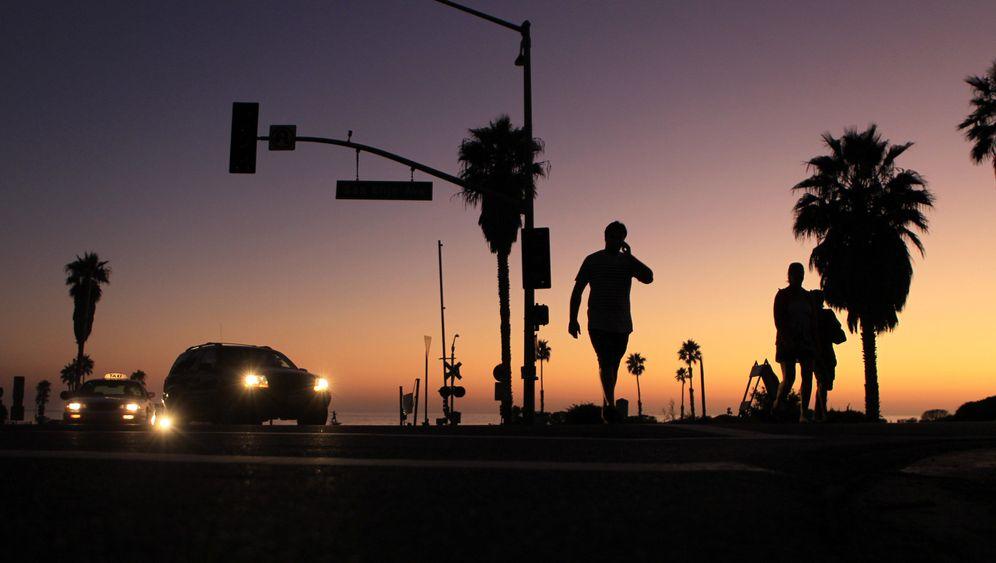 Massiver Stromausfall: San Diego im Dunkeln