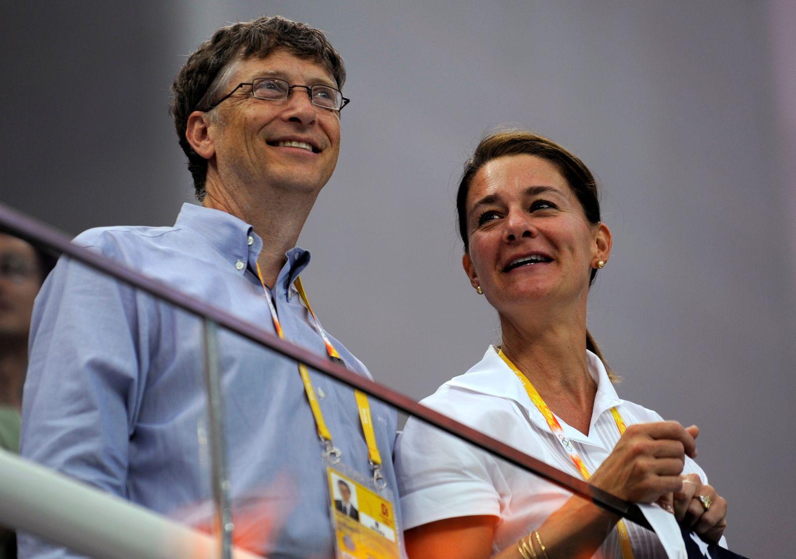Bill Gates und Melinda Gates lassen sich scheiden: Ihre Ehe in Bildern -  DER SPIEGEL