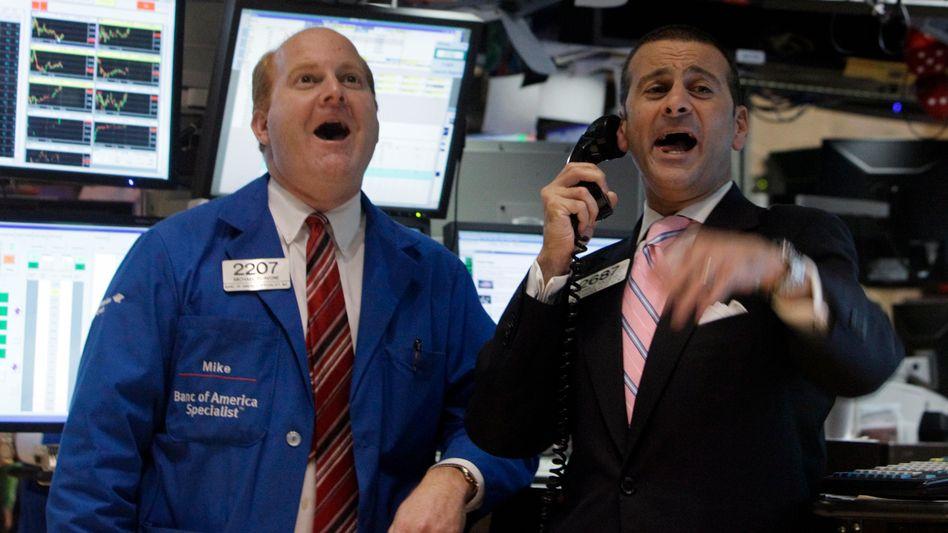 Wall-Street-Händler: Die Geldmassen werden zum Risiko für die Weltwirtschaft