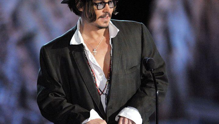 Sexiest Man Alive: Johnny und die schönen Männer