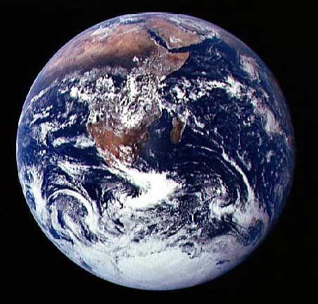 Erde: Kontinente und Ozeane 200 Millionen Jahre nach Erdentstehung?