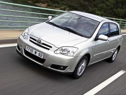 Corolla: Die zufriedensten deutschen Autofahrer fahren Toyota