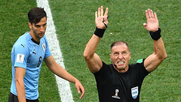 Frankreichs Halbfinaleinzug: Bollwerk geknackt