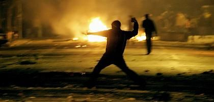 Rioters in Athens: The spearheads of the militant scene?