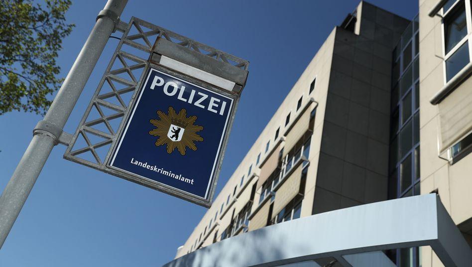 Landeskriminalamt (LKA) in Berlin