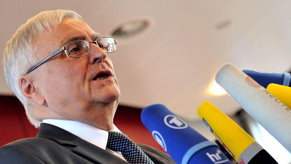 DFB-Präsident Zwanziger: Vorwurf der Günstlingswirtschaft