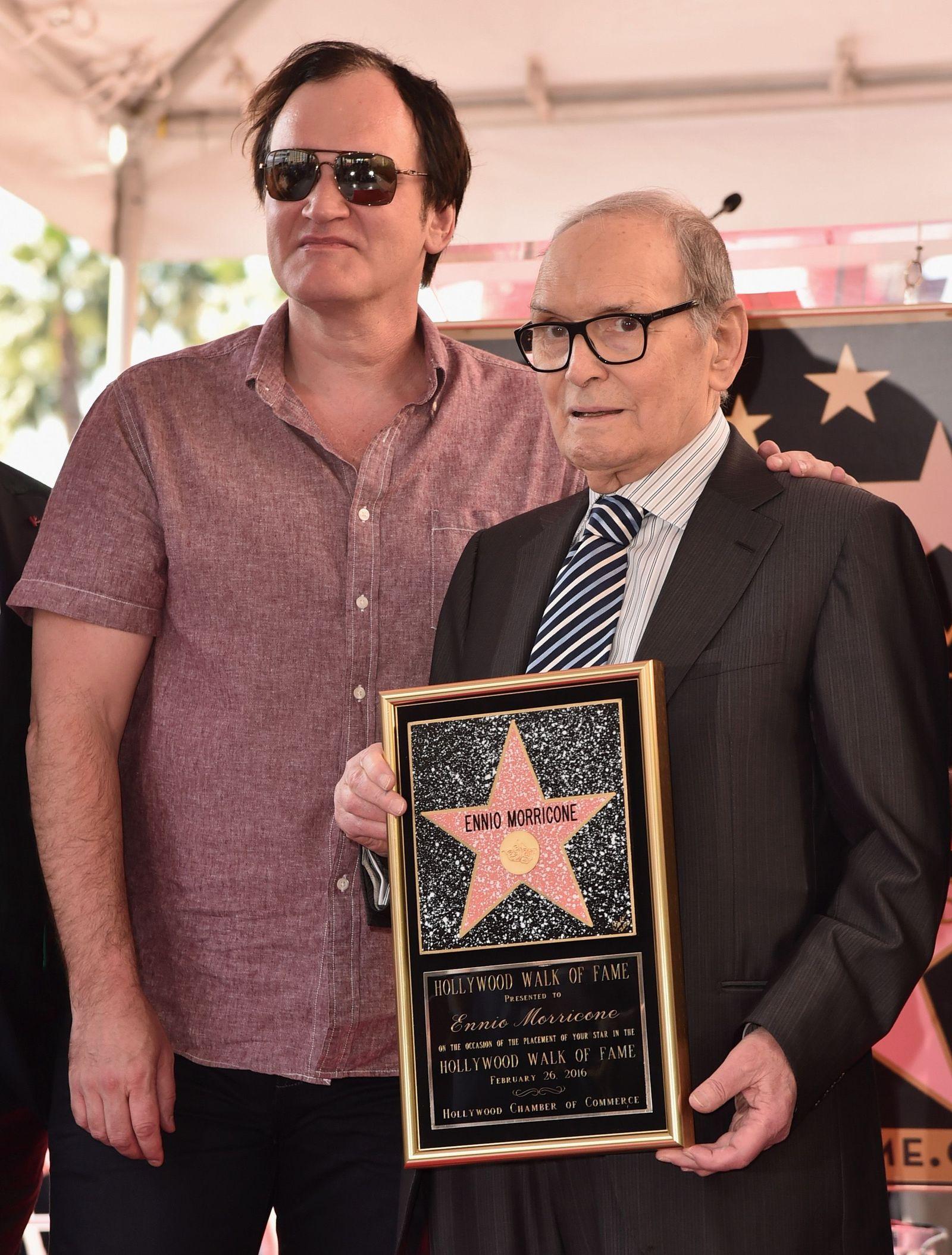Quentin Tarantino/ Ennio Morricone