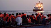»Ocean Viking« darf mehr als hundert Geflüchtete nach Sizilien bringen