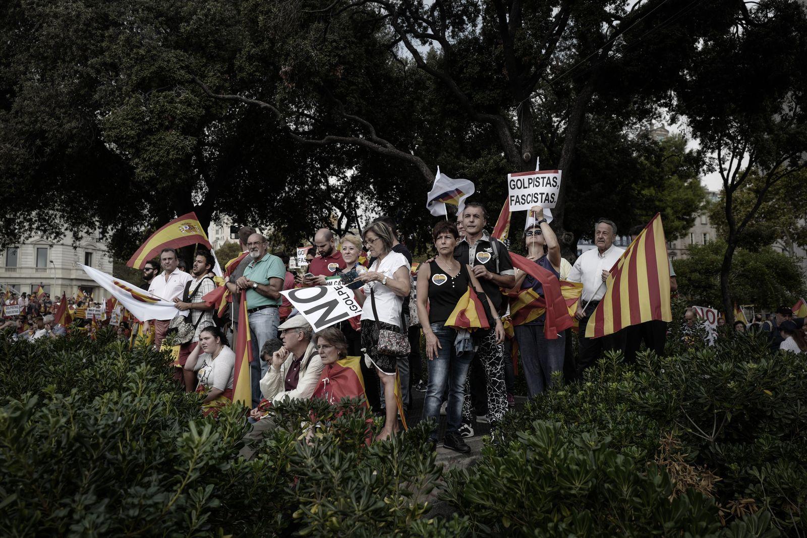 EINMALIGE VERWENDUNG NUR FÜR SPIEGEL Plus SP 43/2017 Spanien / Katalonien