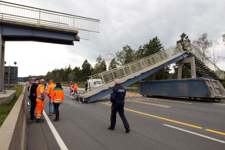 Wenn Brückentechnologie nicht funktioniert, kann das schlimme Folgen haben!