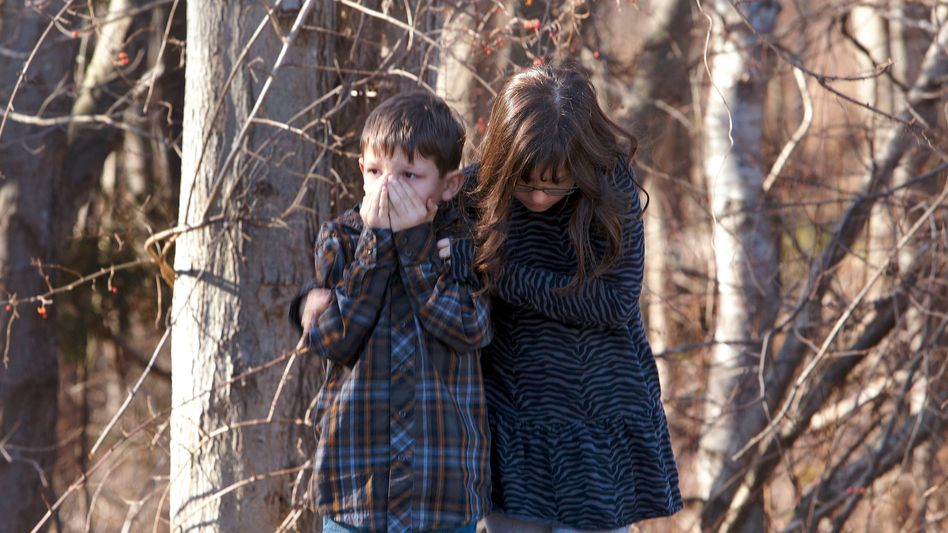 Blutbad an US-Grundschule: Schütze tötet 20 Kinder, 5 Erwachsene und seine Mutter