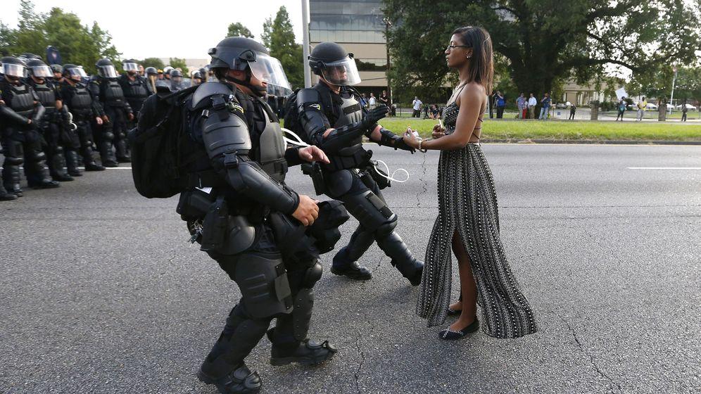 "Demonstrantin Ieshia Evans: ""Wir bedeuten alle etwas"""