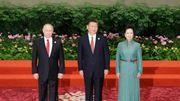 China hilft Gazprom mit Milliarden