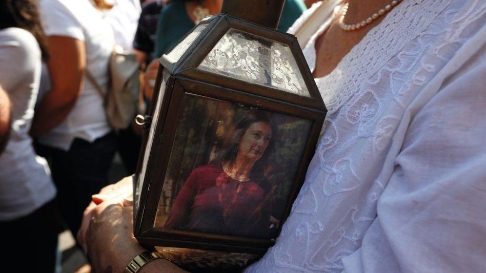 Trauerkundgebung für Caruana Galizia am Dienstag: »Gesetze des Dschungels«