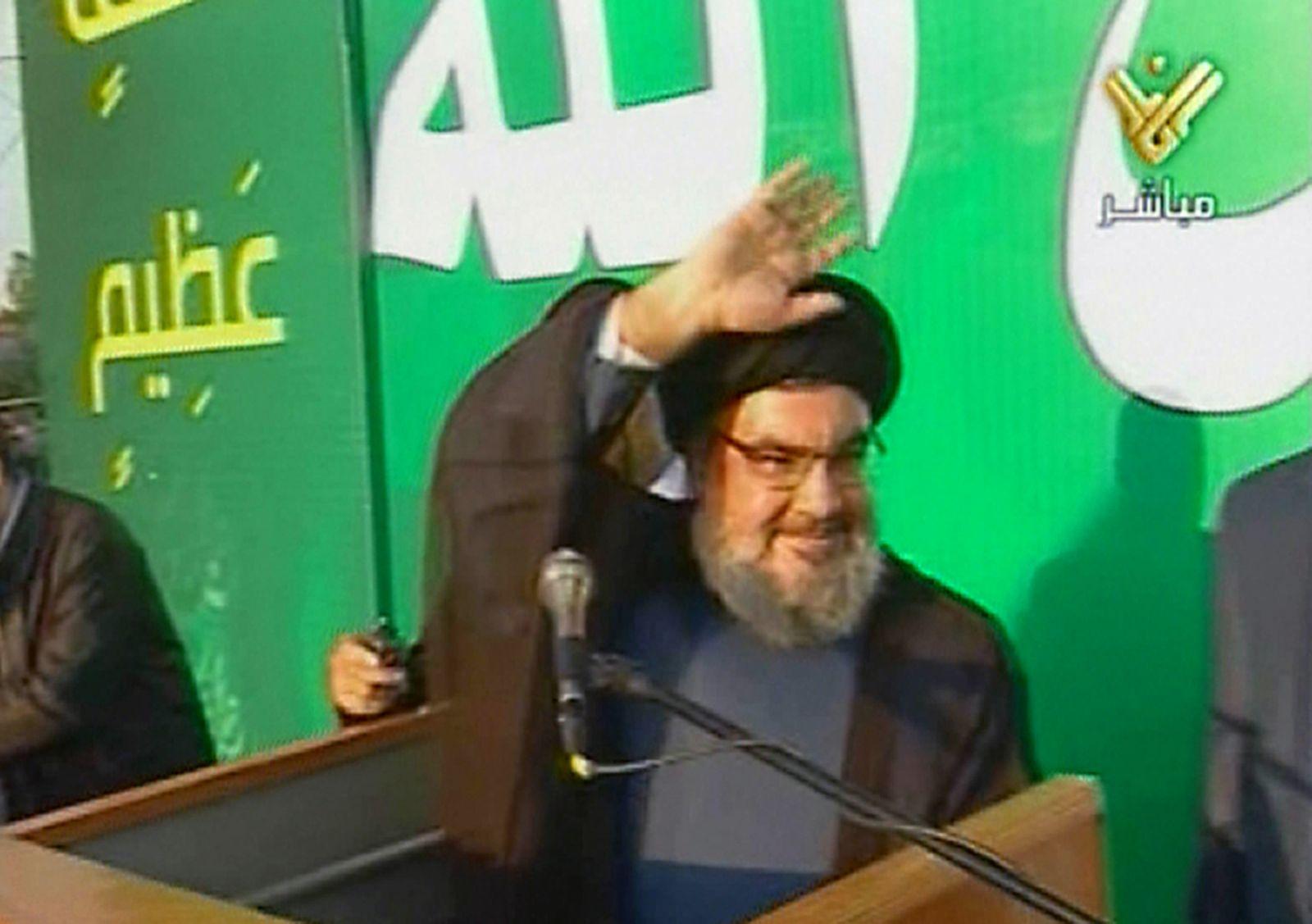 XXL Nasrallah