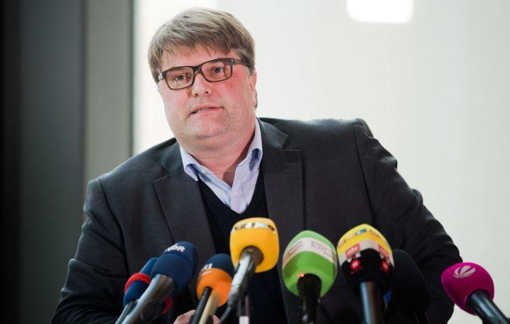 Tjark Bartels (SPD), Landrat des Kreises Hameln-Pyrmont