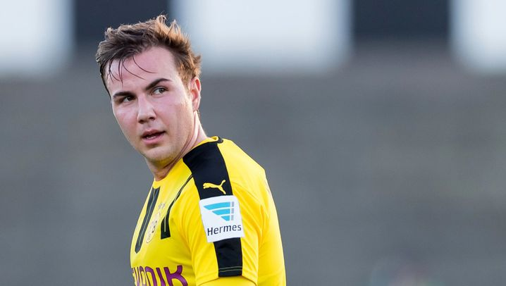 Mario Götze: Wunderkind, WM-Held, Bankdrücker