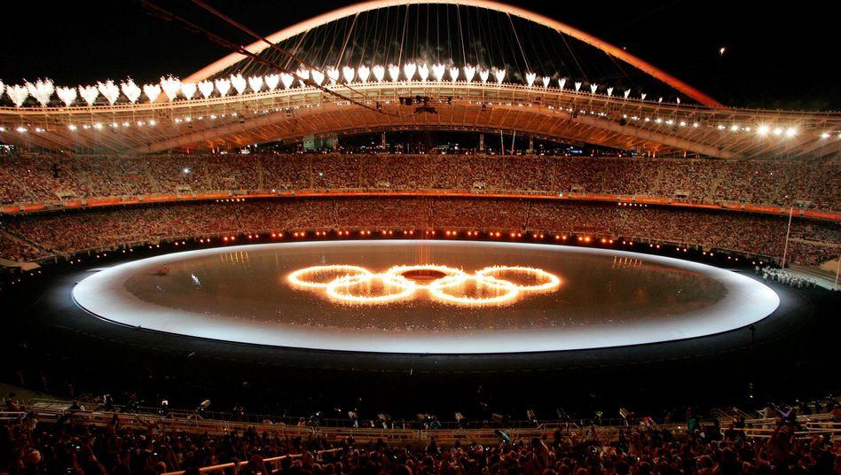 Olympische Spiele in Athen 2004: Vier Medaillengewinner müssen Edelmetall zurückgeben
