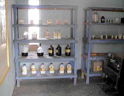 Angebliches Labor für Experimente mit Bio- und Chemiewaffen im Irak. Jetzt auch in Iran real existierend oder nur Gerüchteküche?
