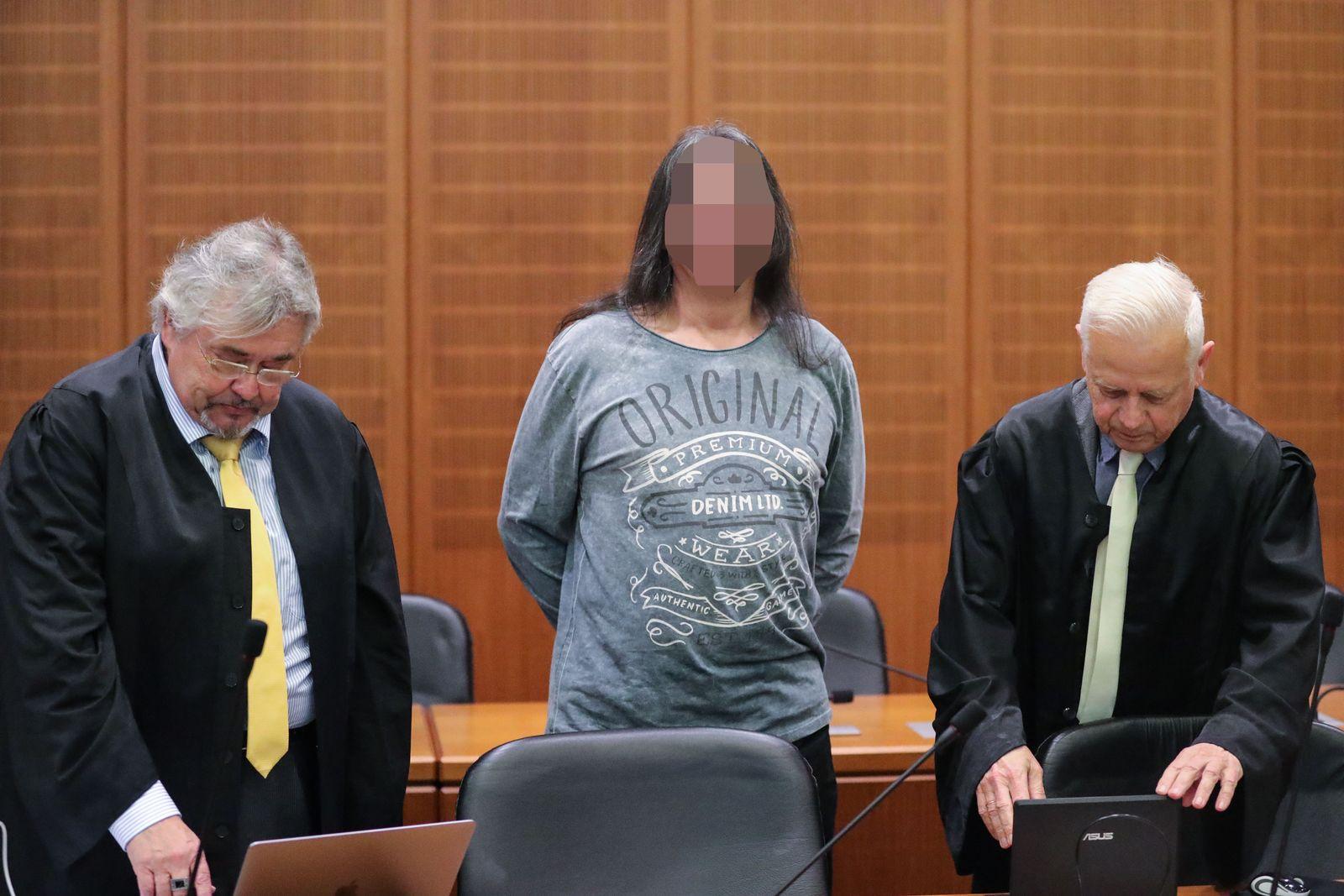 Frankfurt/ Hells Angels Prozess
