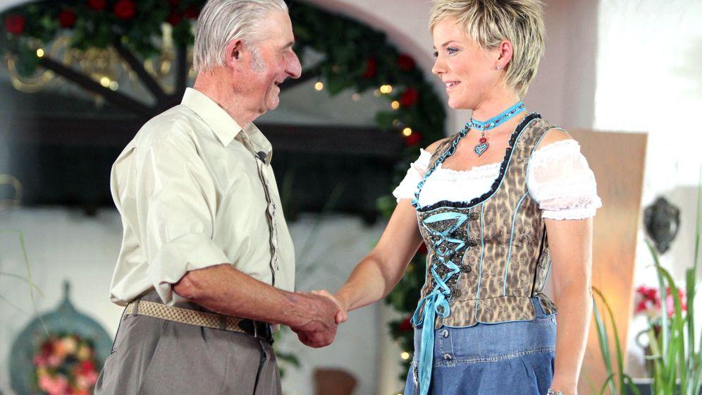 """""""Bauer sucht Frau"""": Riesenquote mit Landeiern"""