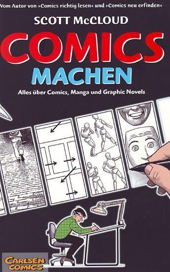 """Handbuch """"Comics machen"""": Die richtige Perspektive wählen"""