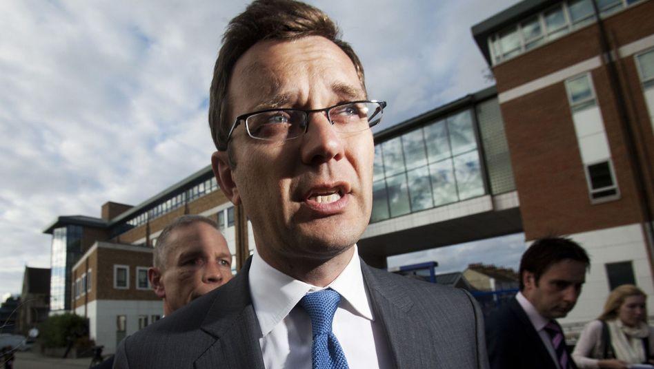 Coulson, früher Pressesprecher des britischen Premiers: Verfahren wegen Falschaussage