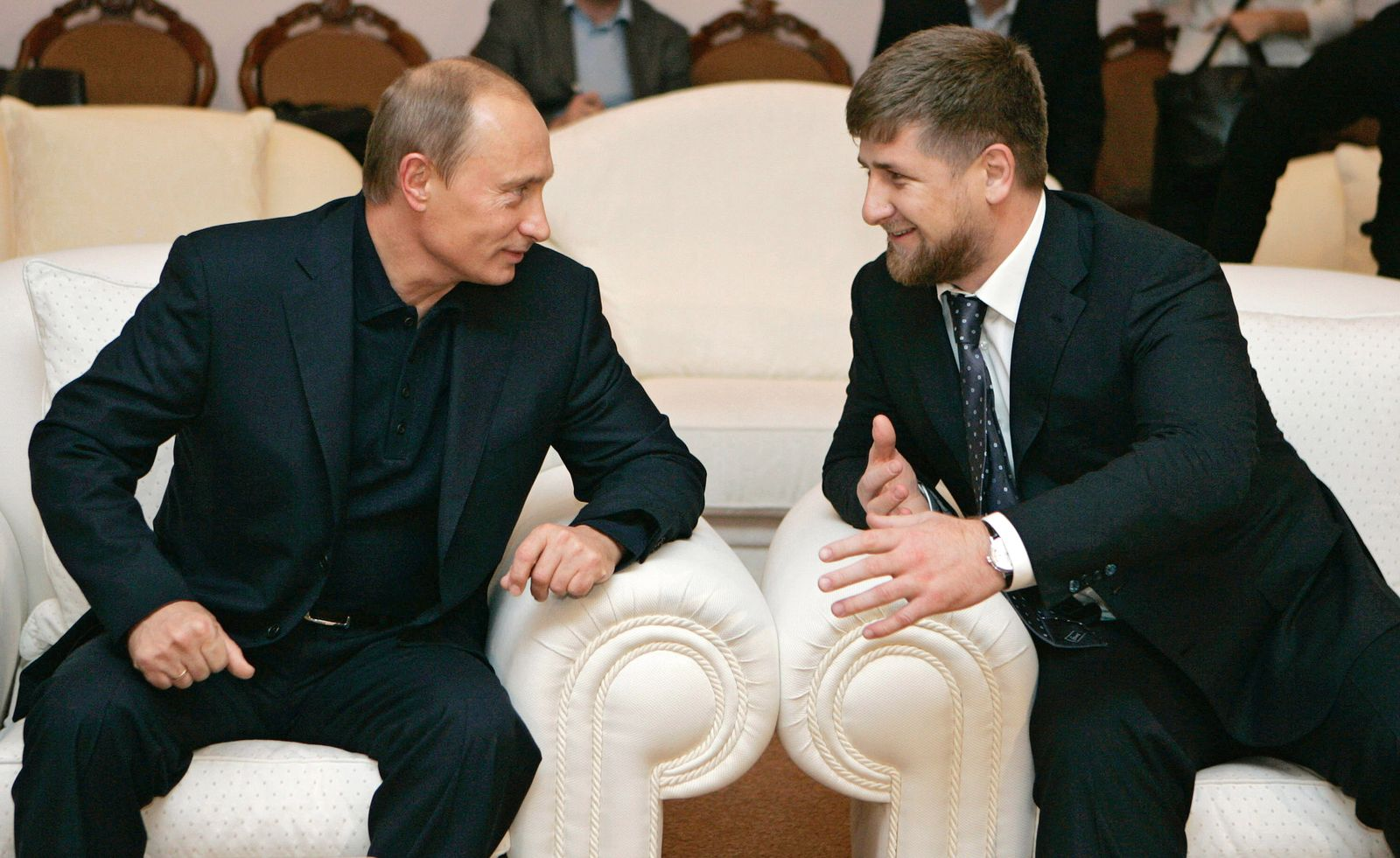 Putin/ Kadyrow