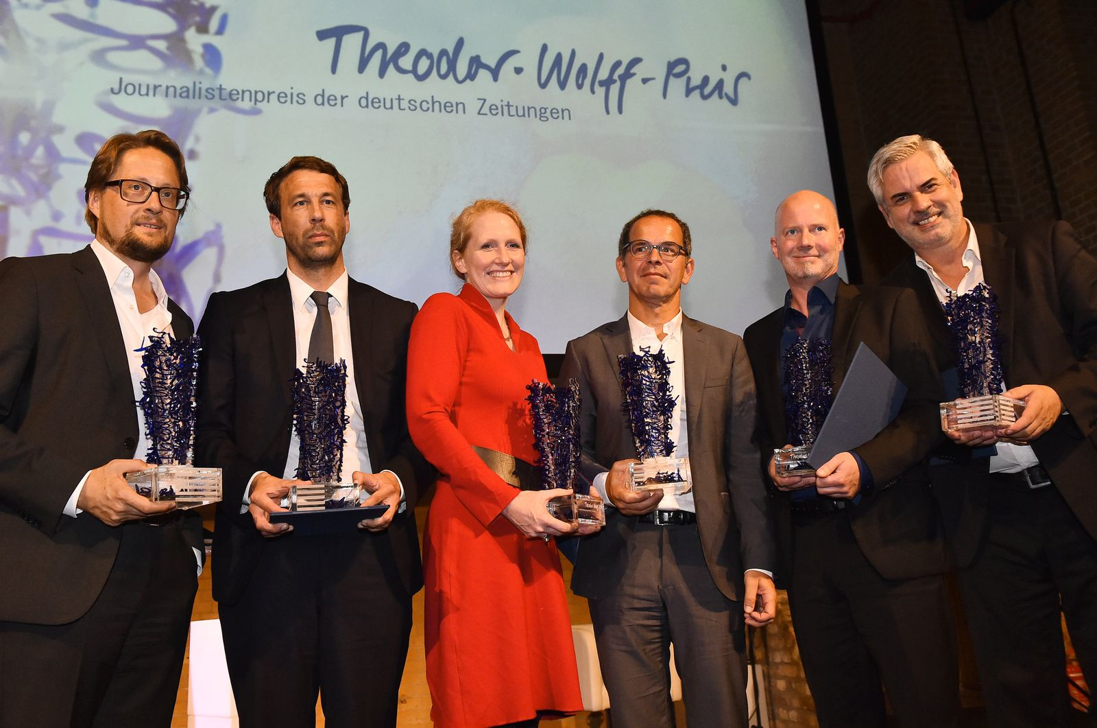 Journalistenpreis/ Theodor Wolff