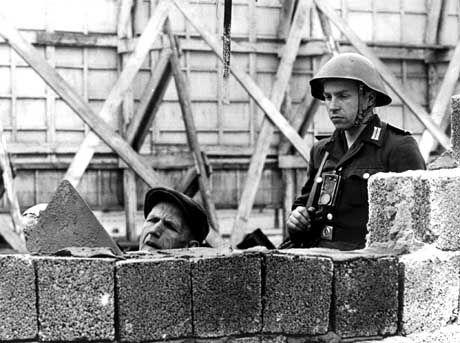 "Bauarbeiter, NVA-Soldat: ""Grenze unter Kontrolle bringen"""