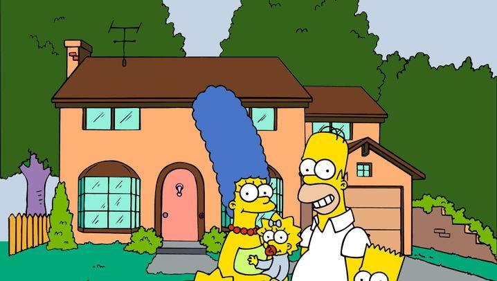 Springfield, Gotham City & Co.: Diese Orte gibt's doch gar nicht