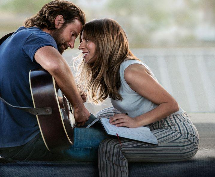 """Bradley Cooper und Lady Gaga in """"A Star is Born"""""""