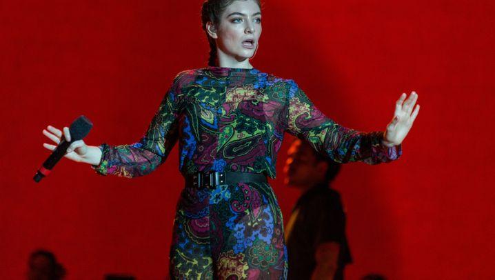 Lorde: Die Zwiebelring-Enthusiastin