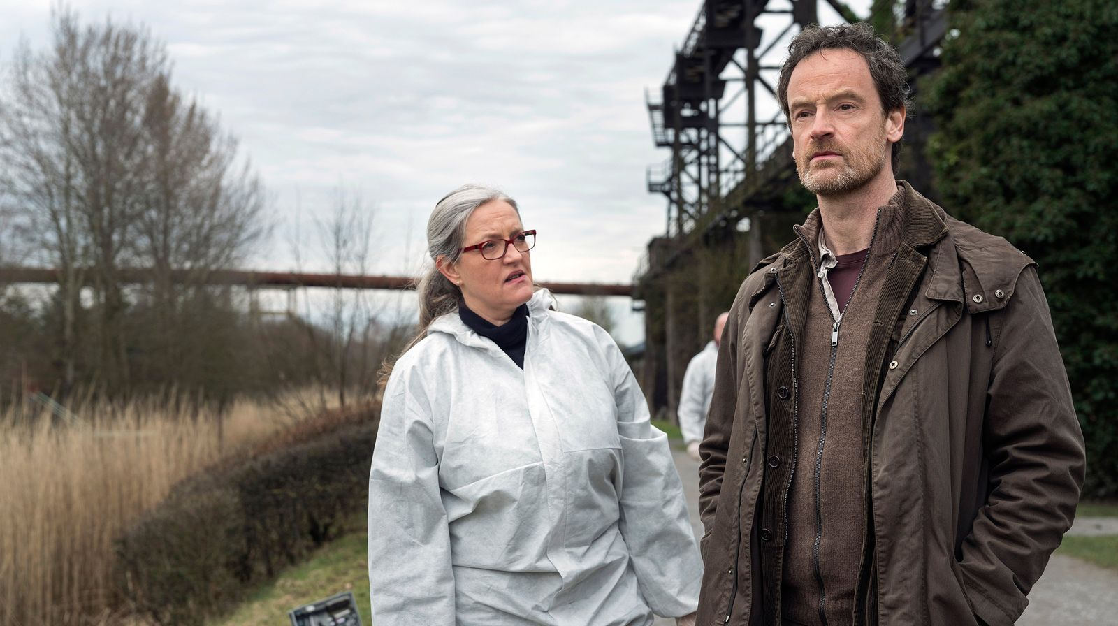 EINMALIGE VERWENDUNG TV/ Tatort: Zorn