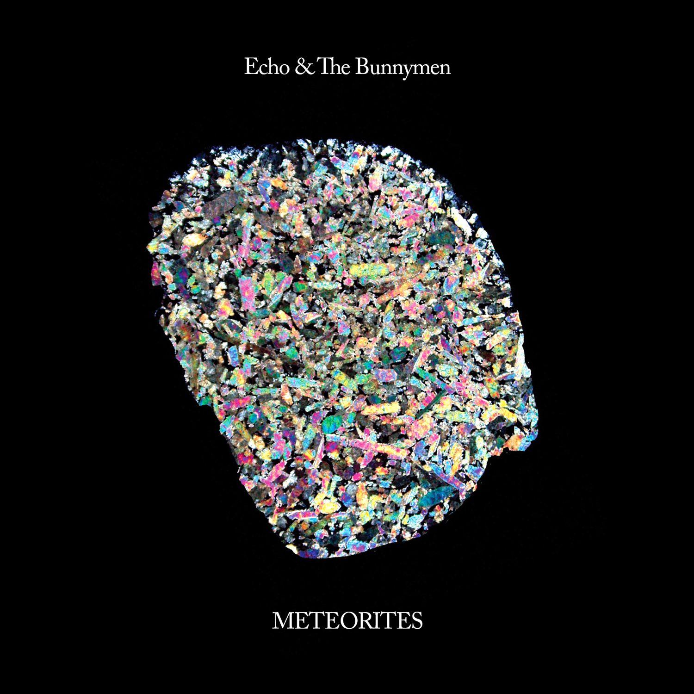 Abgehört/ Echo & The Bunnymen: Meteorites COVER