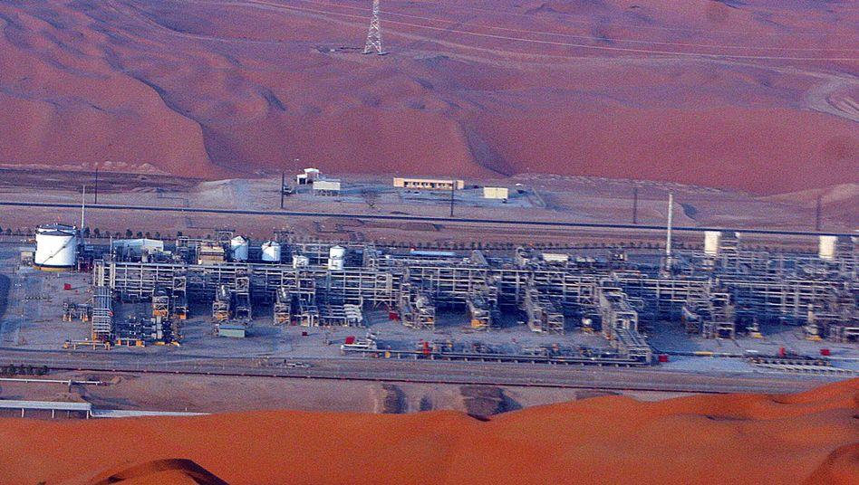 Ölfeld in Saudi-Arabien: Neues Preisziel - 100 Dollar je Fass
