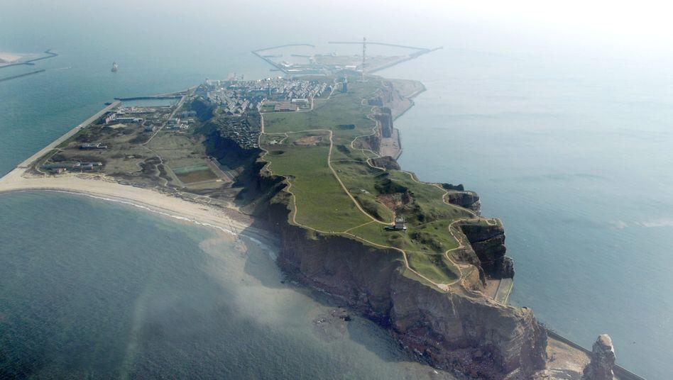 Nordseeinsel Helgoland (Archivfoto)