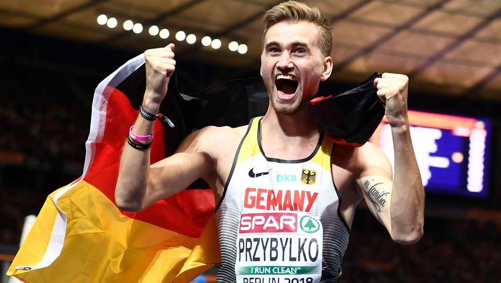 Leichtathletik-EM: Goldener Tag für den DLV