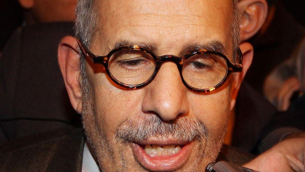 Photo Gallery: Mohamed ElBaradei on Egypt's Democratization