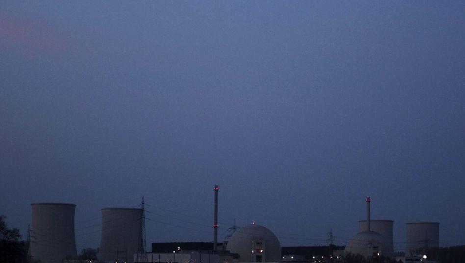 Atomkraftwerk Biblis: Abschaltung juristisch bedenklich