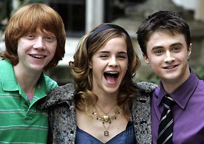"""""""Harry Potter""""-Stars: Keine Zeit für die Liebe"""