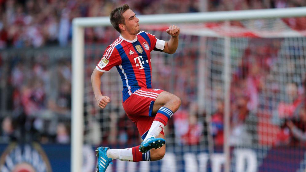 8. Spieltag: Lahm im Torrausch, BVB in der Krise