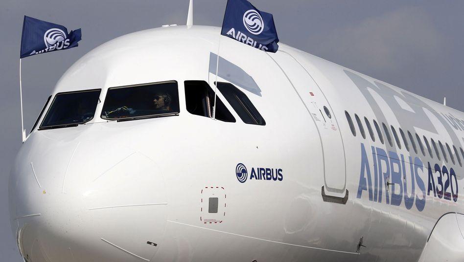 Airbus A320 (Archivbild)