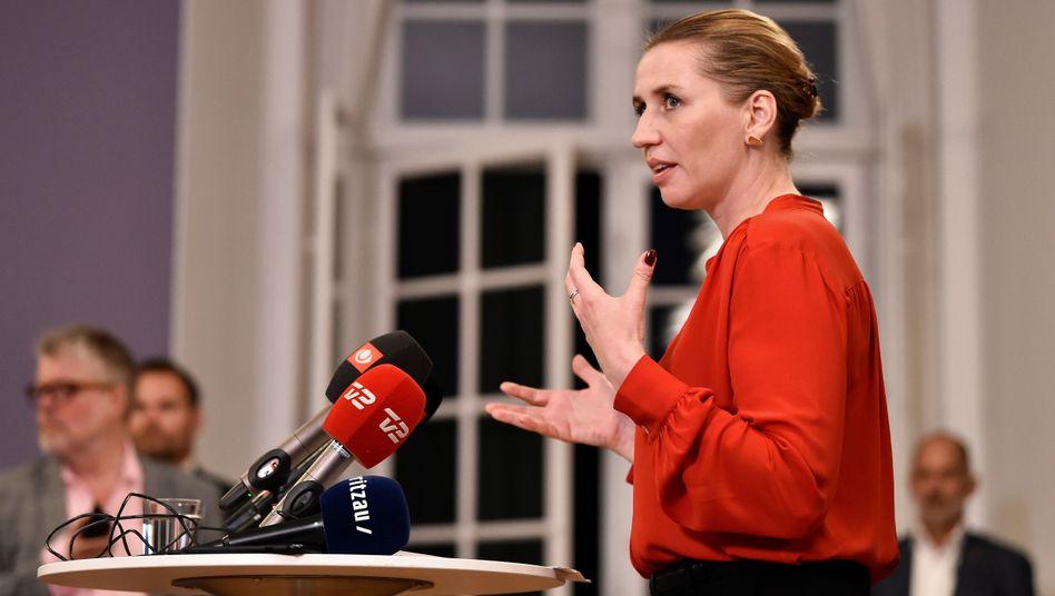 """Mette Frederiksen: """"Jetzt sind wir am Ziel"""""""