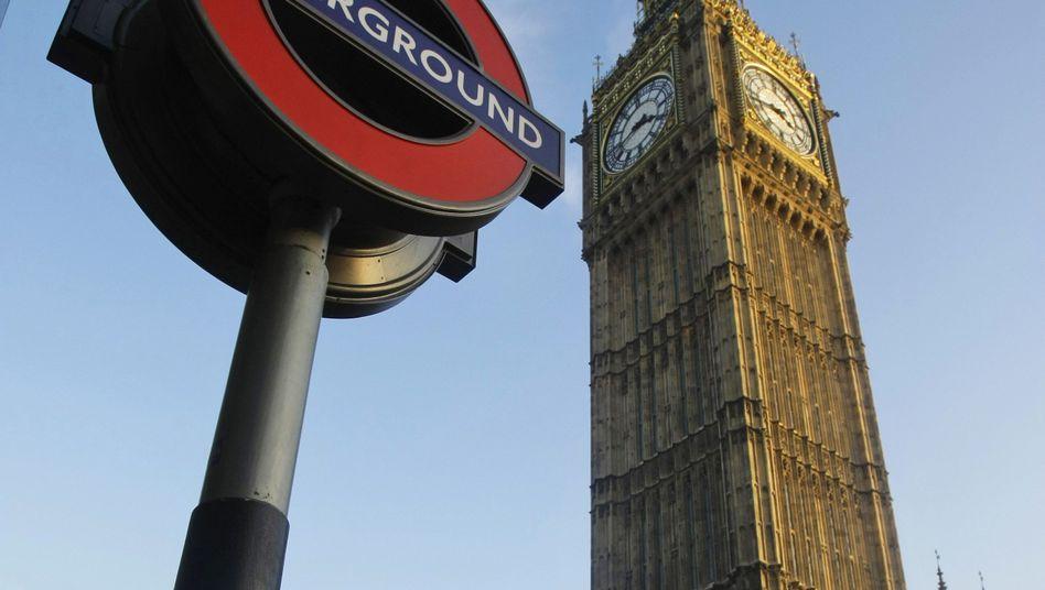 Londoner U-Bahn: Ein teures Vergnügen - aber das rechtfertigt keine Schwarzfahrt