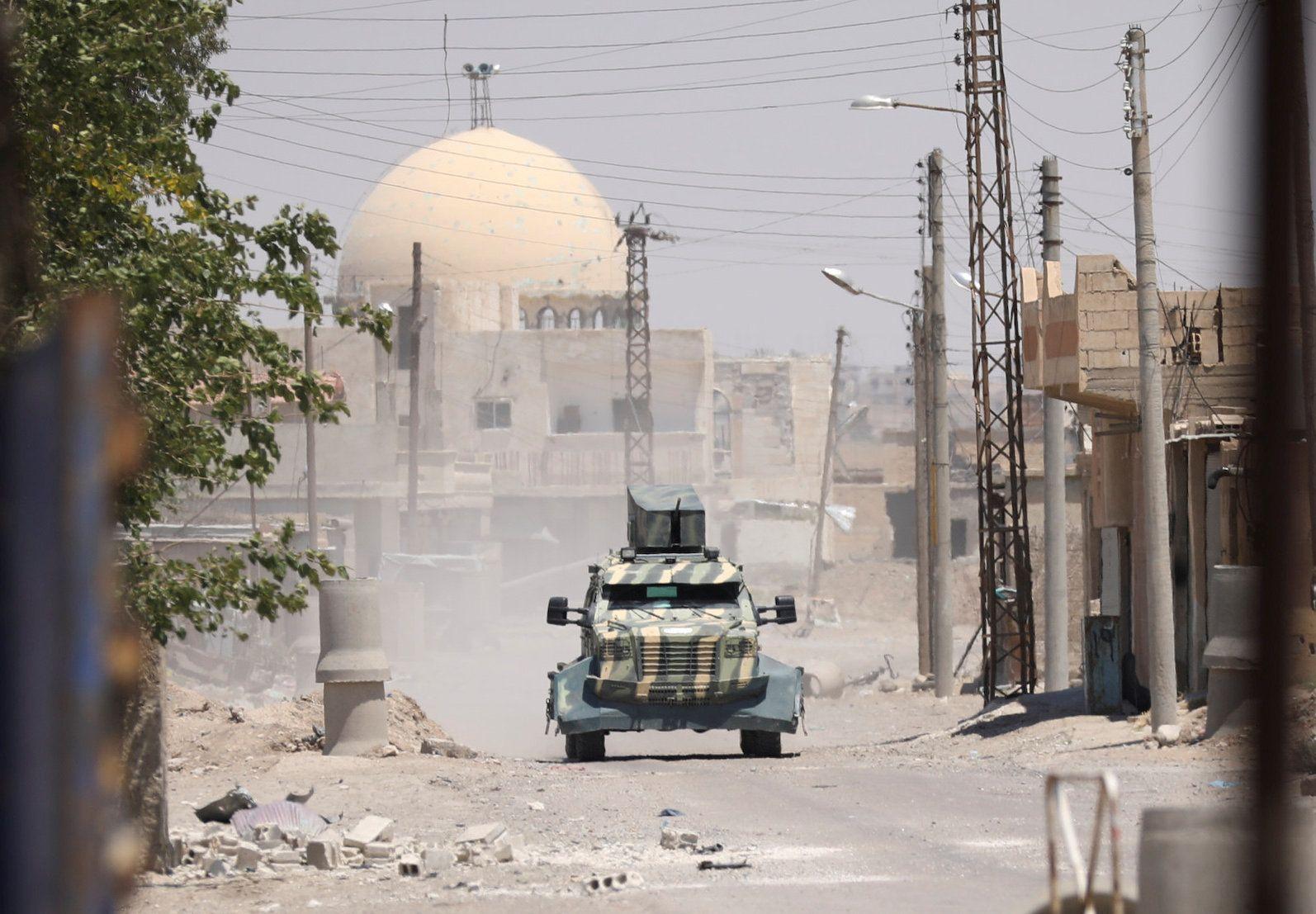 Rakka / Syrien