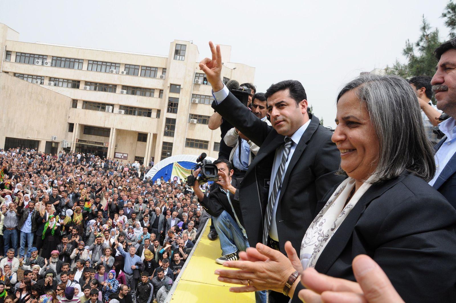 Kurden-Proteste Türkei