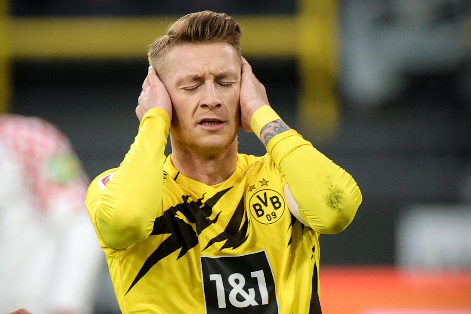 Borussia Dortmund vs 1. FSV Mainz 05, Germany - 16 Jan 2021