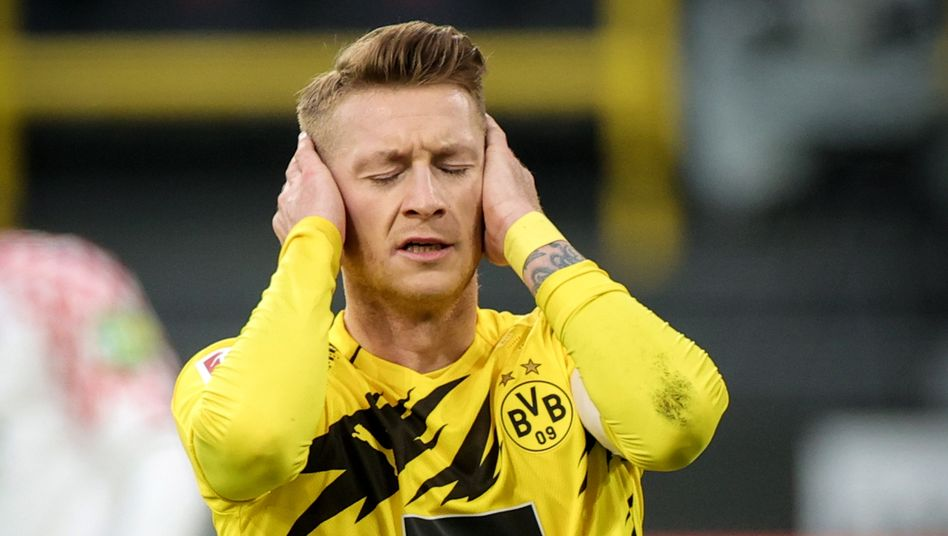 Dortmunds Pechvogel Marco Reus